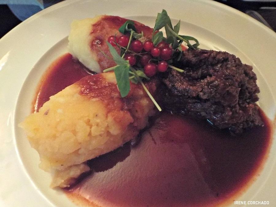 Recorrido por Escocia en nueve platos_haggis
