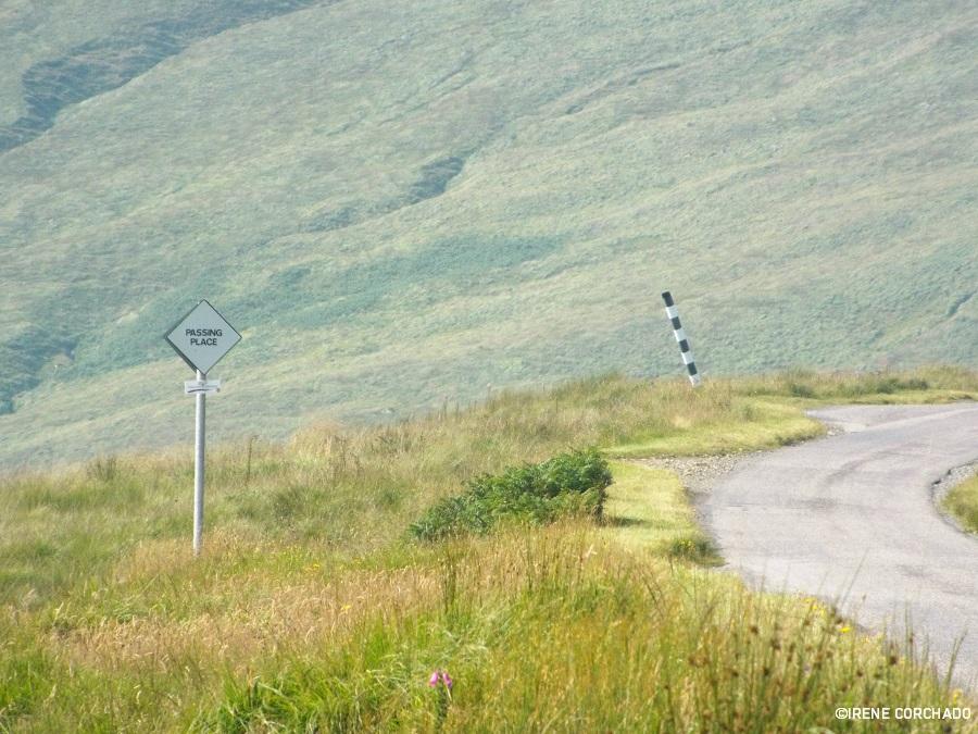 guia practica para conducir por inglaterra, gales y escocia_passing place