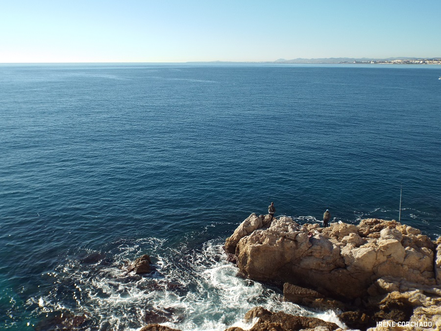 Fin de semana en Niza_pescador
