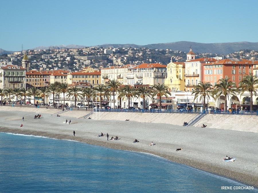 Fin de semana en Niza_promenade des anglais