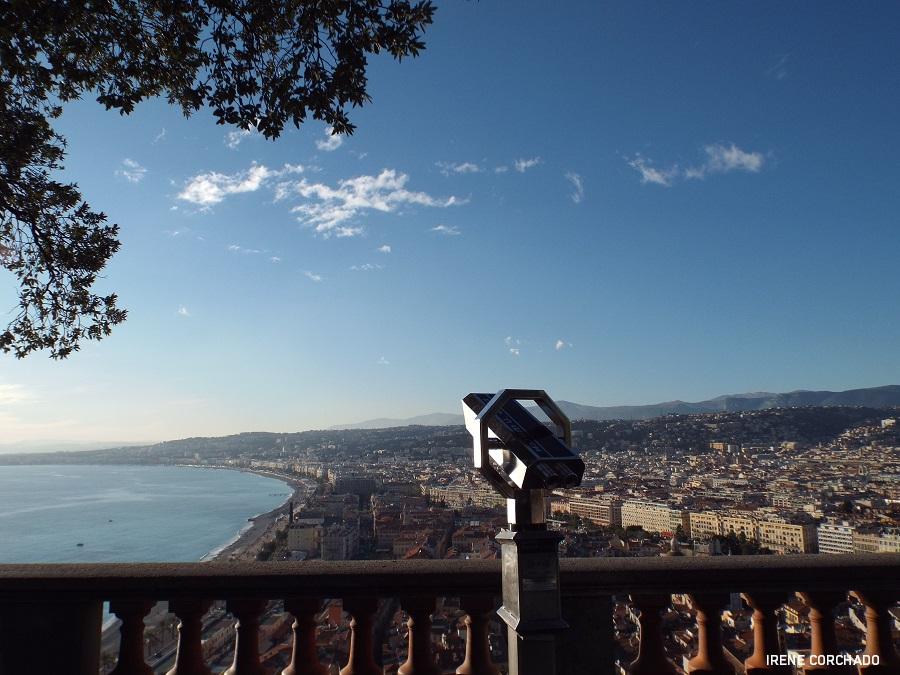 Fin de semana en Niza_vistas