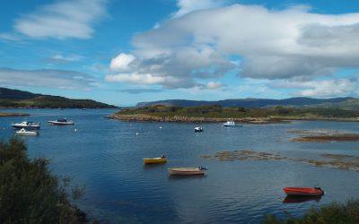 Islas de Escocia: Ulva