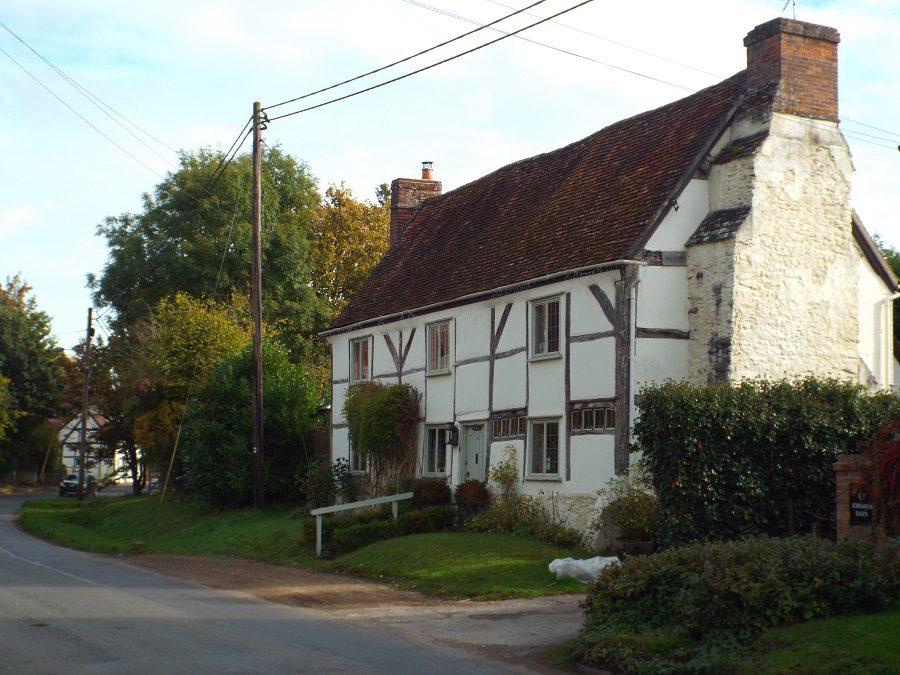 Pueblecitos de Oxfordshire: Sutton Courtenay