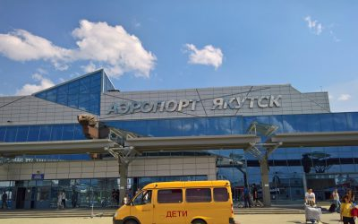 El ñiñí de los aeropuertos rusos