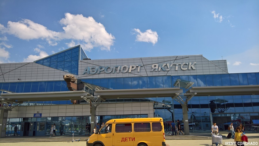 aeropuertos rusos - Yakutsk