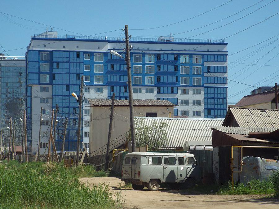Diario de Siberia I: Yakutsk, o la Siberia más remota