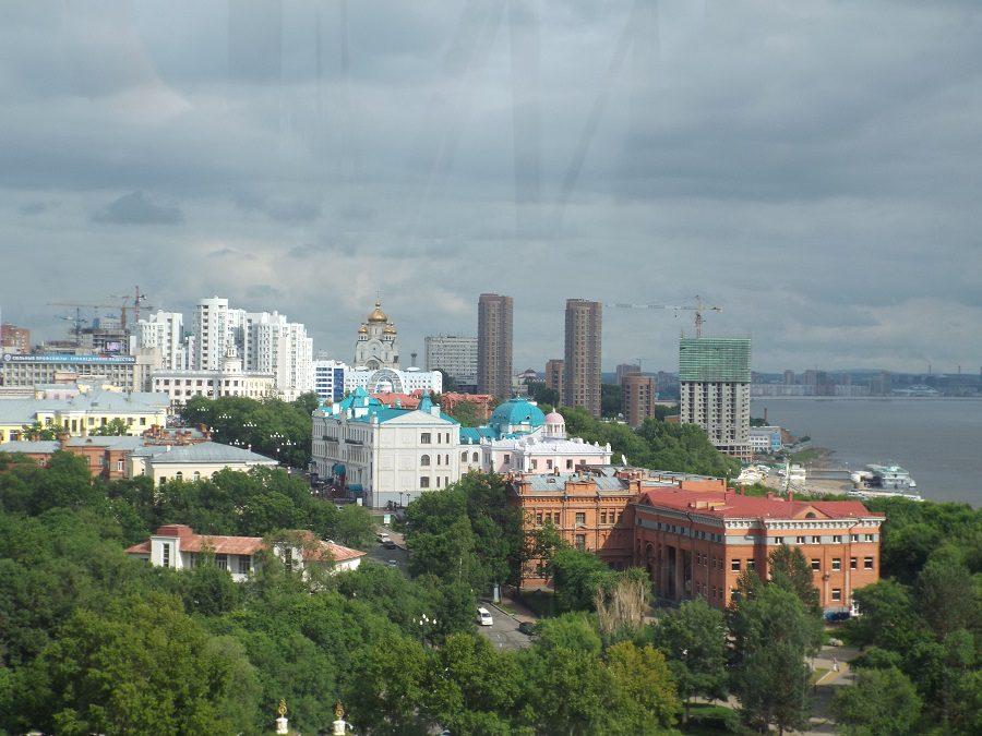 Diario de Siberia V: Jabárovsk (con información práctica)