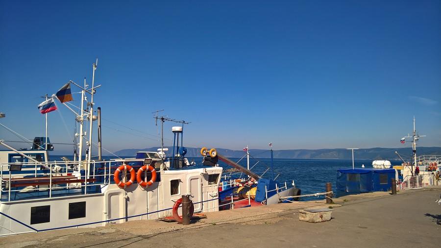 lago Baikal, Rusia