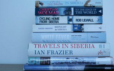 Libros que leer antes de viajar a Siberia