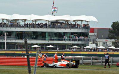 Fin de semana de Fórmula 1 en Silverstone