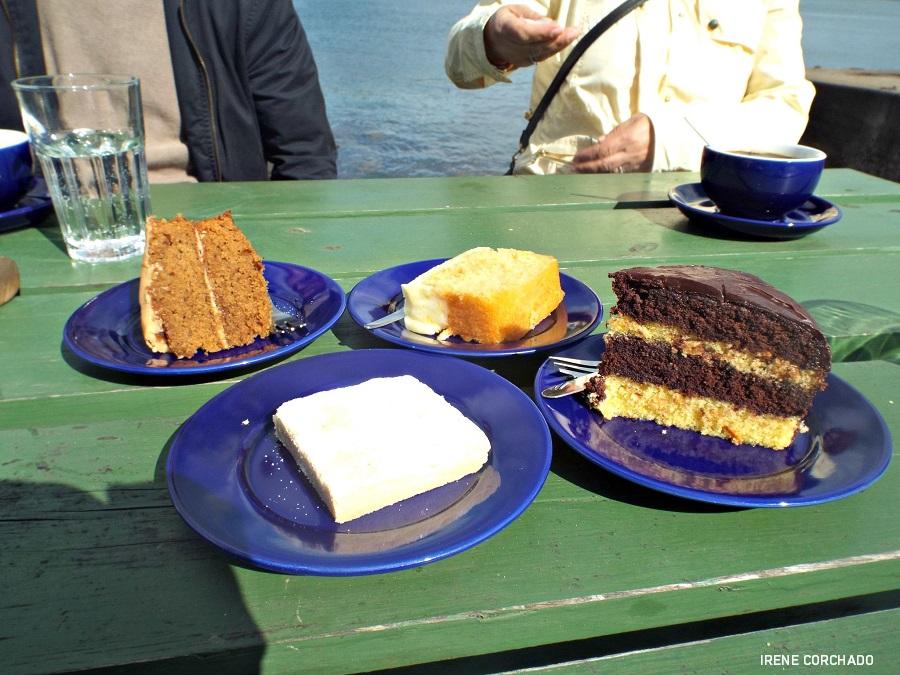 Recorrido por Escocia en nueve platos_tartas