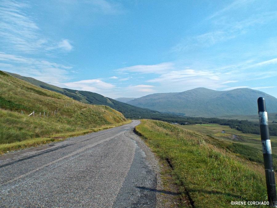 isla de mull_single track road