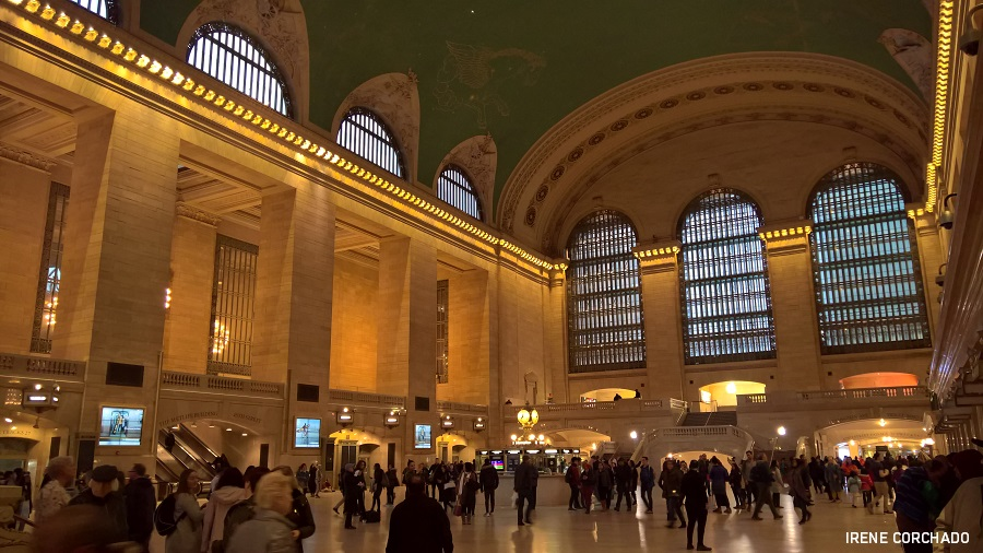 Nueva York para primerizos - Grand Central Terminal